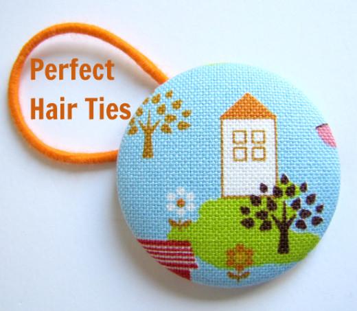 Make! Perfect Hair Ties « Handmade KidsHandmade Kids