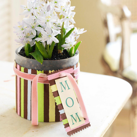 Mother's Day Flowers | Mother's Day Crafts