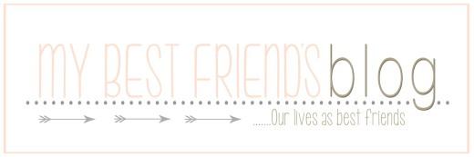 My Best Friend's Blog