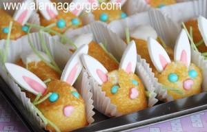 Recipe | Twinkie Bunny Treat – Alanna George | The Craft Nest | Easter Ideas