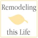 remodeling this life — simple is beautiful