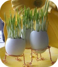 Rosy ~ Posy: Egg-cellent Easter Grass