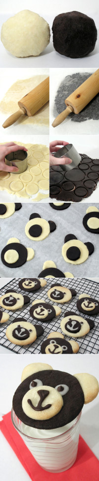 Teddy Bear Cookies Recipe