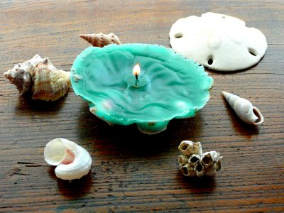 How to Make Sand Candles | DIY from That artist woman