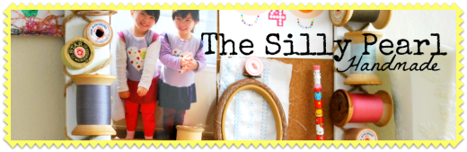 The Silly Pearl {Handmade}