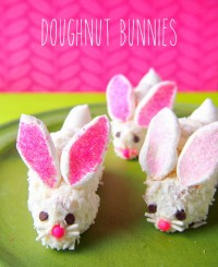 Doughnut Bunny from The Tiny Funnel