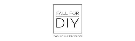 Fall For DIY | Fashion & DIY Blog