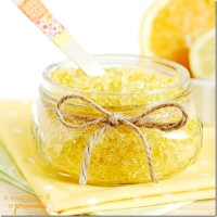 DIY Citrus Bath Salts