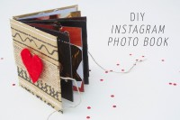 DIY: Mini Instagram Photo Book