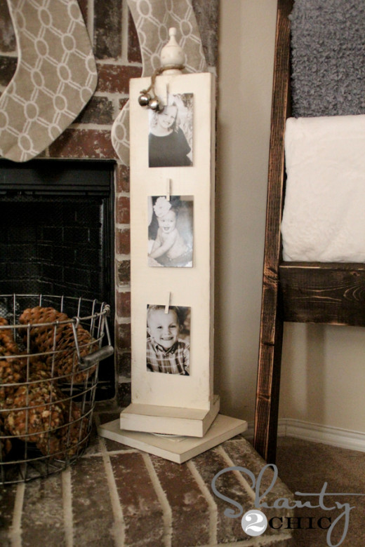 DIY Photo Carousel