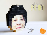 DIY Photo Lego-man | onelmon