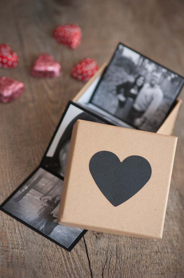 Diy Photo Strip Valentines The Sweetest Occasion Diy Crafts