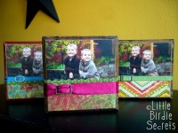 DIY Easy photo blocks & tiles | From Little Birdie Secrets