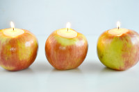 How to Make Apple Candles From Spark & Chemistry