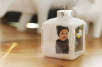 DIY Photo Cubes