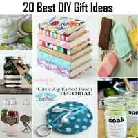 20 Best DIY Gift Ideas