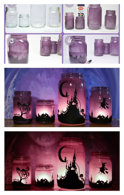 Enchanting Halloween Lanterns | Adventure in a Box