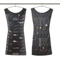 Dress Hanging Jewelry Organizer