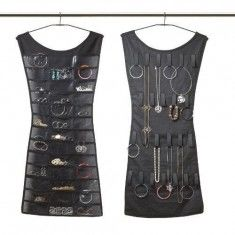 Dress Hanging Jewelry Organizer