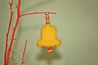 #KnittingForBeginners Jingle Bell !!! – The { French } Shop Around The Corner